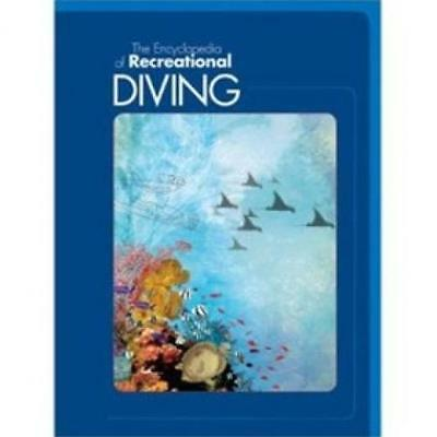 PADI Encyclopedia Of Recreational Diving- Soft Cover Training Materials for Divr