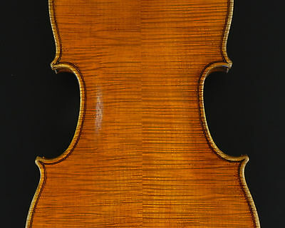 Violin Stradivari Messiah 1716 - 200 y Old Spruce - Amazing Projection