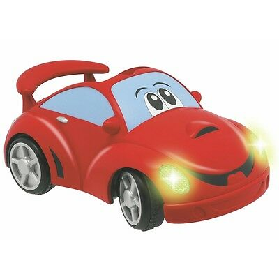 Chicco Johnny Coupe Radio Control Car, Kids RC Car with Lights