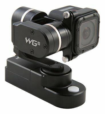 Feiyu Tech FY-WGS 3-Axis Wearable Gimbal for the GoPro Hero 4/5 Session  (Black)
