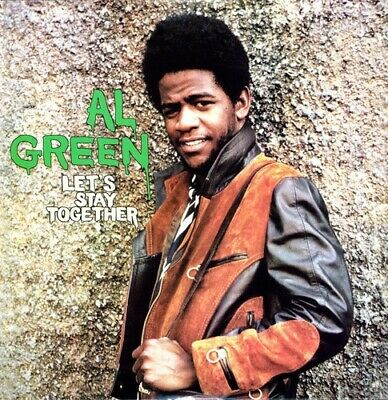 Let's Stay Together - Al Green (2009, Vinyl NEU)