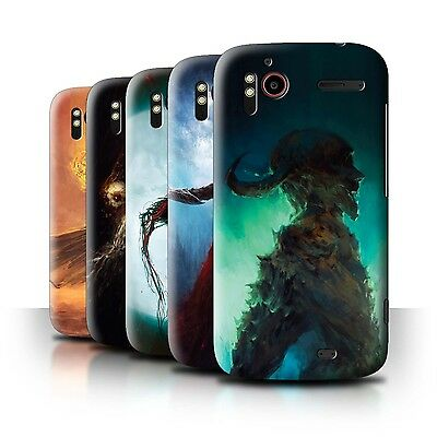 Official Chris Cold Case for HTC Sensation XE /Demonic Beast