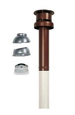 KIT VERTICAL COAXIAL CABLE IMMERGAS FOR CONDENSING D.60/100 Cod.3.016833