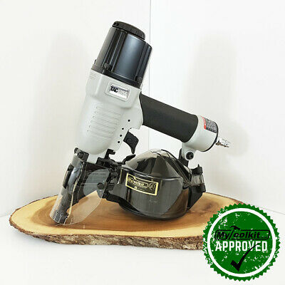 Tacwise Air Powered Coil Nailer DCN50LHH2 for conical 2.1 22-50mm coil nails