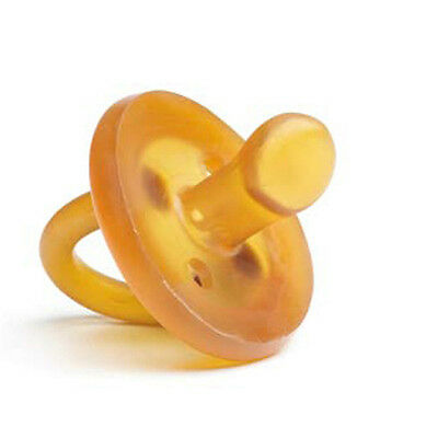 Natural Rubber Soother Pacifier Dummy -TRIPLE PACK