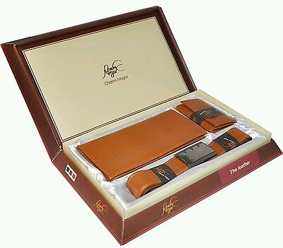 Men wallet Gift set