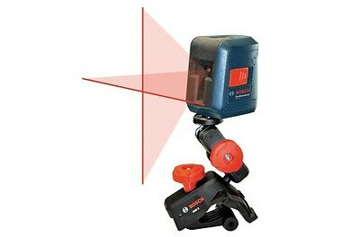Bosch GLL2 Self Leveling Cross Line Laser Flexible mounting device New