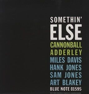 Somethin' Else (Limited Edition) - ADDERLEY CANNONBALL [LP]