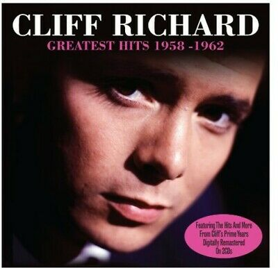 Greatest Hits - Cliff Richard (2014, CD NEU)2 DISC SET