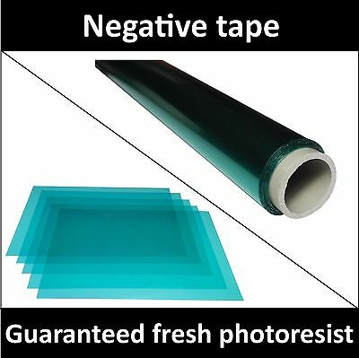 Photosensitive Dry Film For PCB FR4 Circuit Production Photo Resist Sheets, Roll