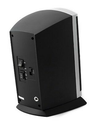 TOWER Time Tutelary Dual Twin Black Watch Winder KA015 For 2 Automatic watches
