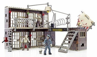 Mega Bloks Call of Duty Mob Of The Dead Zombies Construction Set  277 Pieces