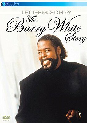 Barry White - Let The Music Play: The Barry White Story - New Dvd