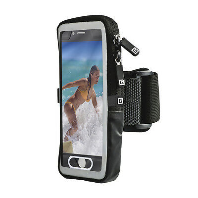 Gear Beast TapTouch Case Compatible Armband Works w/ iPhone 7 & 7+ Home Button