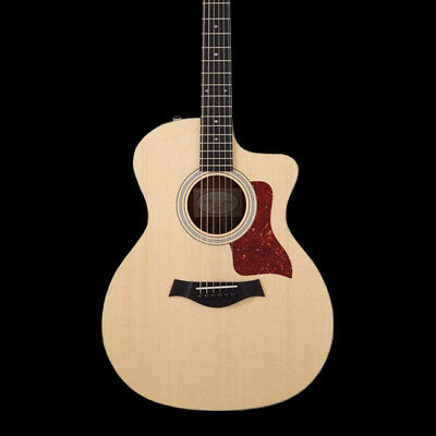 Taylor 214CE Deluxe Grand Auditorium Acoustic Electric Guitar with Case