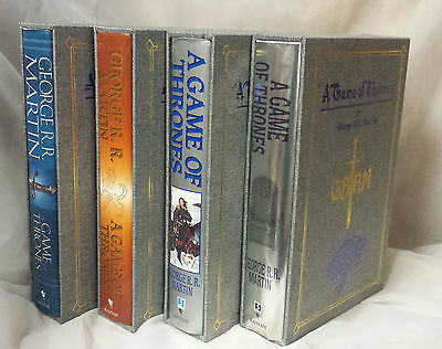 A Game of Thrones Slipcase only by George R. R. Martin Fits reg Bantam Hardcover