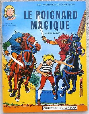 Corentin Le Poignard Magique EO 1963 + Point Tintin Proche Neuf  Cuvelier