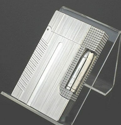 NEW S.T Memorial lighter Bright Sound free shipping Silver Bond 007 lighters