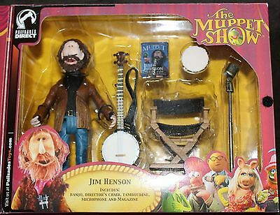 c2004 Palisades Direct, JIM HENSON Special Edition Action Figure The Muppet Show