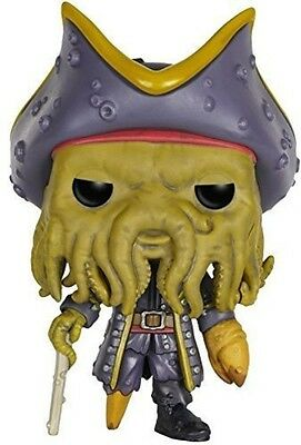 Pirates - Davy Jones - Funko Pop! Disney (2016, Toy NEU)
