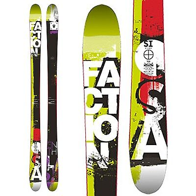 Faction Mens Silas Skis 164cm 2015 BRAND NEW SKI ONLY RRP $749