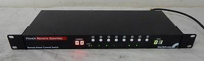 Startech Rackmount Power Remote Control Switch ~ 8 Outlet