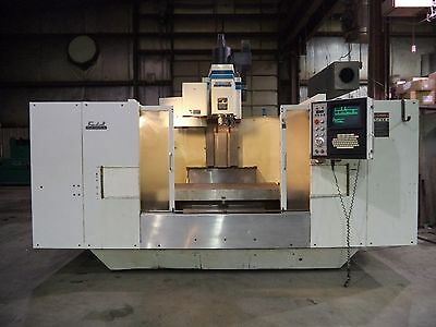 Fadal Model 6030 (907-1) Vertical Machining Center (VMC) 10,000 RPM Spindle