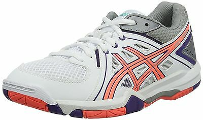 Asics Women's Gel-task Volleyball Shoes 35 UK New