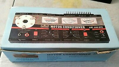 Vintage Aristo-Craft Motor Conditioner ARI-200-999  excellent condition in box