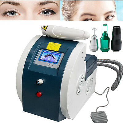 Portable Light Tattoo Eyebrow Pigment Removal Beauty Machine Younger No harm USA