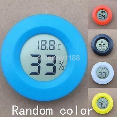 1* Mini LCD Digital Thermometer Fridge Freezer Tester Temperature Humidity Meter