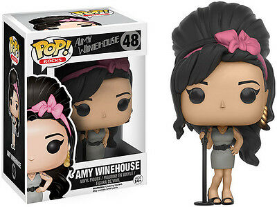 Amy Winehouse - Funko Pop! Rocks (2016, Toy NEU)