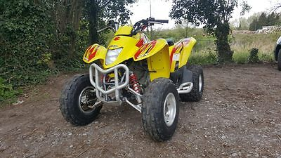 Suzuki Ltz 250 Quad Bike 2006