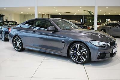 Bmw 4 Series 3.0 430D M Sport Coupe