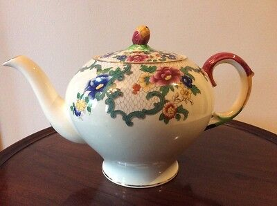 Royal Cauldron Victoria Large Teapot Unused