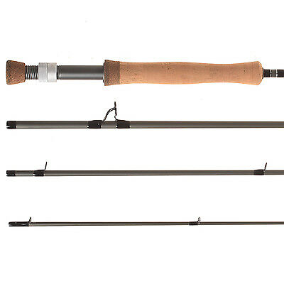 Greys GR70 Single Hand Fly Rods POST FREE