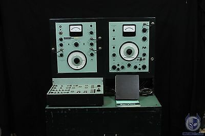 BRUEL & KJAER Beat Frequency Oscillator and Audio Frequency Spectrometer