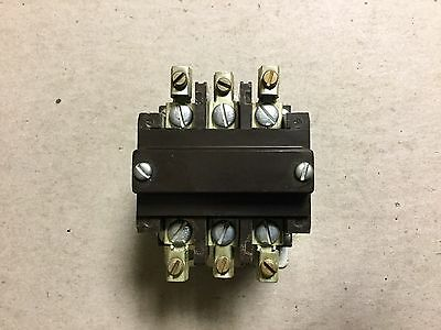 Cutler Hammer Contactor 9560H1415B Model 6-331-16-New