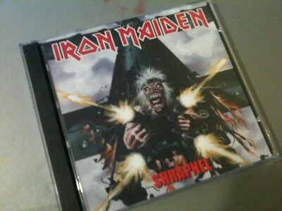 Iron Maiden Double CD Nancy Paris France No Prayer For The Dying Tour 1990