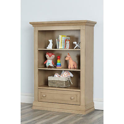 Baby Cache Montana Bookcase - Driftwood