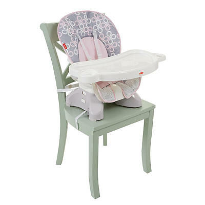 Fisher-Price Spacesaver High Chair - Strawberry Twist