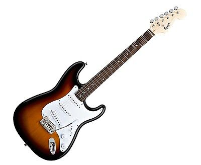 CHITARRA ELETTRICA Squire Stratocaster By Fender serie Bullet COLORE BSB
