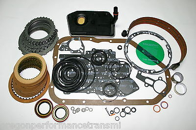 2004R 200-4R Master Rebuild Kit Automatic Transmission Overhaul Service 200R4 GM