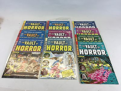 ****Lot of 10 issues Vintage THE VAULT OF HORROR 1992-95 Excellent Condition!!!!