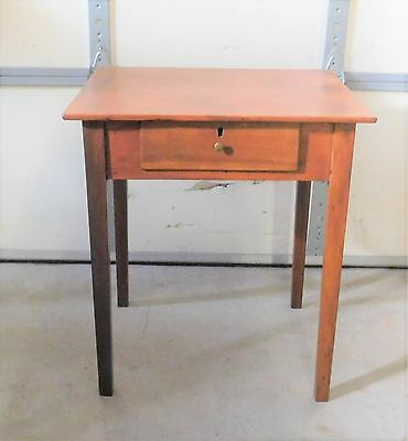 ANTIQUE STAND with DRAWER