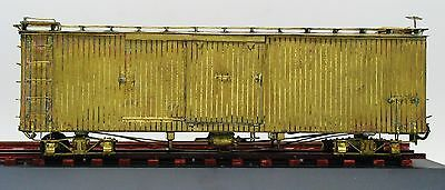 On3 Brass Reefer Unpainted SCH-023