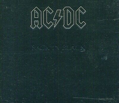 Back In Black - Ac/Dc (2003, CD NEU)