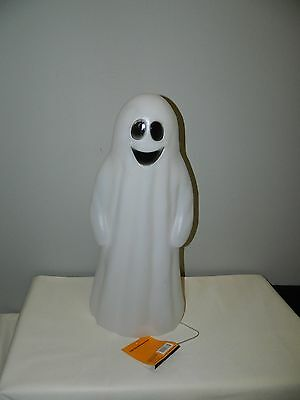 """Halloween LED Light Up Ghost White Color Changing 23"""" Tall NEW!!"""