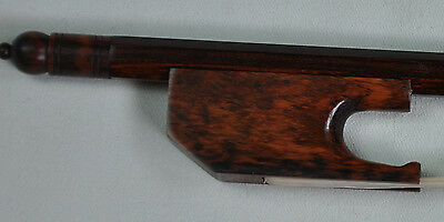 New good quality snakewood Baroque cello Bow Round 4/4 F11