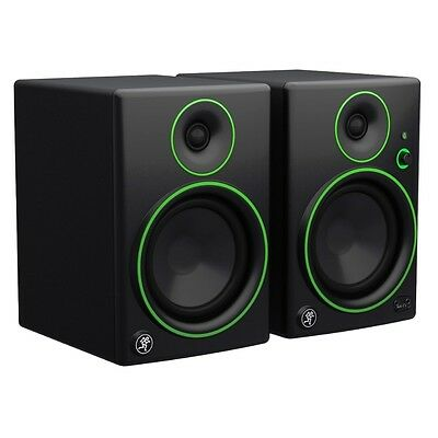 """Mackie CR5BT 5"""" Multimedia Monitors With Bluetooth (Pair)"""